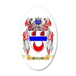 McCardle 20x12 Oval Wall Decal
