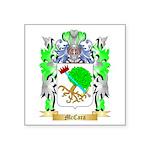 McCara Square Sticker 3