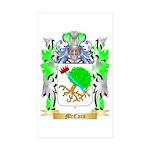 McCara Sticker (Rectangle 50 pk)