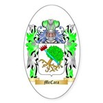 McCara Sticker (Oval 50 pk)