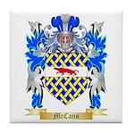 McCann Tile Coaster