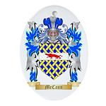 McCann Oval Ornament
