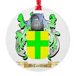McCandless Round Ornament