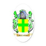 McCandless Oval Car Magnet