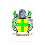 McCandless Sticker (Rectangle 10 pk)
