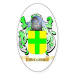 McCandless Sticker (Oval)