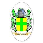McCandless Sticker (Oval 10 pk)
