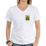 McCambridge Women's V-Neck T-Shirt