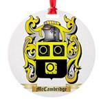 McCambridge Round Ornament
