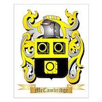 McCambridge Small Poster