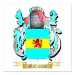 McCalmon Square Car Magnet 3