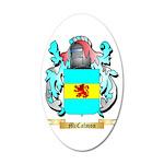 McCalmon 20x12 Oval Wall Decal