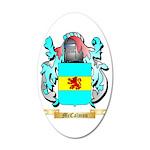 McCalmon 35x21 Oval Wall Decal