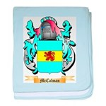 McCalman baby blanket