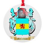 McCalman Round Ornament