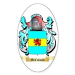 McCalman Sticker (Oval)