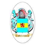 McCalman Sticker (Oval 10 pk)
