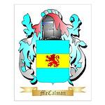 McCalman Small Poster