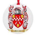 McCally Round Ornament