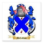 McCallum Square Car Magnet 3