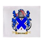 McCallum Throw Blanket