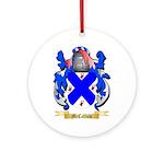 McCallum Round Ornament