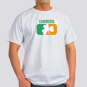 CAMBODIA irish Light T-Shirt