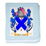 McCallan baby blanket