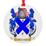 McCallan Round Ornament