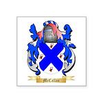 McCallan Square Sticker 3