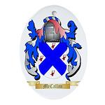 McCallan Oval Ornament