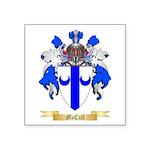 McCall Square Sticker 3