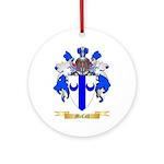 McCall Round Ornament