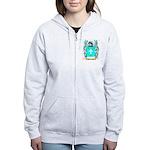 McCairter Women's Zip Hoodie