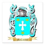 McCairter Square Car Magnet 3