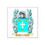 McCairter Square Sticker 3