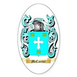 McCairter Sticker (Oval)