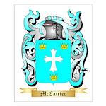 McCairter Small Poster