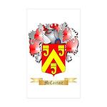 McCairtair Sticker (Rectangle 10 pk)