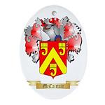 McCairtair Oval Ornament