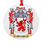 McCaghy Round Ornament