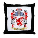 McCaghy Throw Pillow