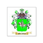 McCaffrey Square Sticker 3