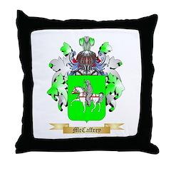 McCaffrey Throw Pillow