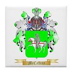 McCaffrey Tile Coaster