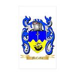McCaffie Sticker (Rectangle 50 pk)