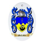 McCaffie Oval Ornament