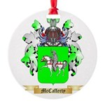McCafferty Round Ornament