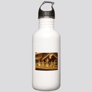 traditional nativity s Stainless Water Bottle 1.0L