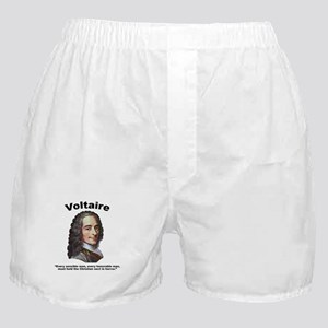 Voltaire Christian Boxer Shorts